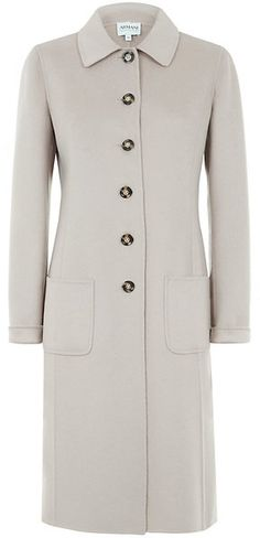 Armani Cashmere Coat - Lyst Winter Trench Coat 314e3dc91