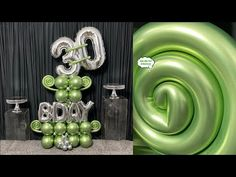 Balloon Bouquet 30th Birthday - YouTube 30th Birthday Balloons, 30th Birthday Parties, Wedding Balloons, Diy Birthday, Balloon Bouquet, Balloon Garland, Ballon Decorations, Celebration Balloons, Event Planning Tips