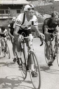 Ken Mitchell, Tour de France 1955