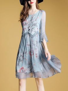 1fb62c70f44 Buy Midi Dresses For Women from Misslook at StyleWe. Online Shopping  Stylewe Midi Dress Swing