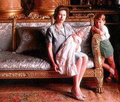 APRIL 1964 Christening of H.R.H. Prince Edward