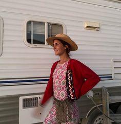 Gala Gonzalez, Burning Man, Boho Style, Cowboy Hats, Boho Fashion, Bohemian Fashion, Boho Outfits