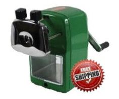 Classroom Friendly Supplies Pencil Sharpener...has received raving reviews!