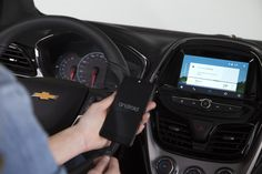Chevrolet's 2016 models support both CarPlay and Android Auto