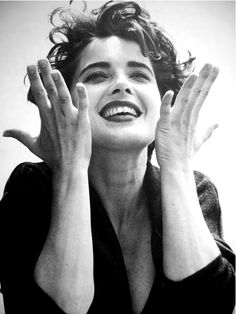 Isabella Rossellini || #getlucky curated by your friends at luckybloke.com