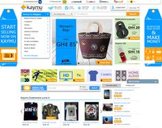 Find the best deals & make money by selling your products | Cheap phones, computers, fashion, cars & more | No listing fee | Ghana's #1 marketplace Ecommerce Websites, Ecommerce Solutions, Cheap Phones, Fashion Sites, Computers, How To Make Money, Amp, Templates, Best Deals