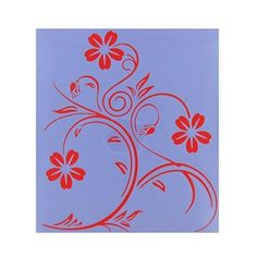 Show-Offs Flower with Vine Stencil | Shop Hobby Lobby for Mimi's ceiling