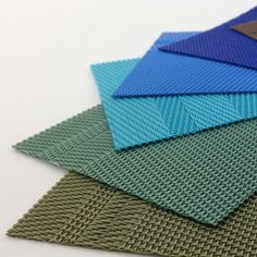 For those of you who enjoy a cooler #color palette, here are some of our #blue and #nuetral Laguna #placemats. Indoor and outdoor use friendly, top shelf dishwasher safe, and mold/UV resistant. A great way to brighten up any table! Click to shop the entire Laguna Placemat Collection at www.PacificMerchants.com #pacificmerchants $5.99