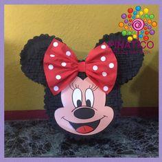Piñata Silueta de Minnie