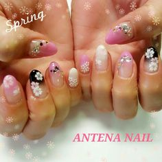 ◆春ネイル◆桜