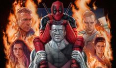 [CRÍTICA] 'Deadpool': The Fucking Master of the Universe.  Os dejamos con nuestra crítica para #Deadpool. Tim Miller nos entrega un producto demente, excesivo y obsceno, o dicho de otra manera, Miller nos ha entregado al perfecto Deadpool. Nuestra opinión SIN SPOILERS en el enlace de abajo.