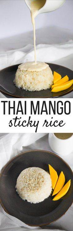 Thai Mango Sticky Ri