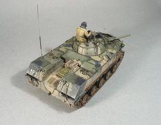 БМД-1 — Каропка.ру — стендовые модели, военная миниатюра