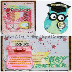 Give A Girl A Blog Guest Designer! Check out http://www.thescrapperinme.blogspot.sg/2013/07/give-girl-blog-guest-designerd.html for more details!