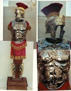 Full Armor Roman Office or ProCouncil reproduction Italy