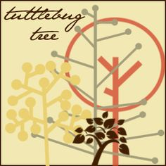 Tuttlebug Tree by Pumpkins and Posies