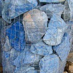 Quartzo Azul / Blue  Quartz
