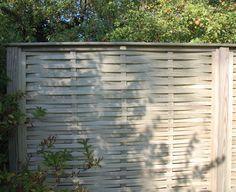 Woven Fence Panel