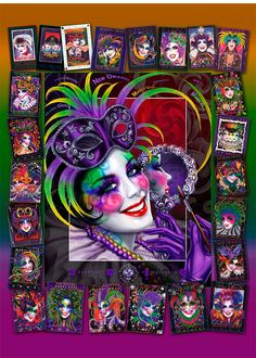 New Orleans - mardi gras.  What more is there to say about that!