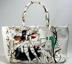 ☞☞☞  Prada Colour Painting Handbag 8423 #Prada #Women #Handbags #Brown http://www.pinhandbags.com/Prada-Handbags-20/prada-colour-painting-handbag-8423-p-3935.html ,\(^o^)/~ JUST PIN MY TASTE... ( ⊙o⊙?)