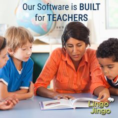 We have designed our platform to help language educators succeed with their instructional objectives. For more visit: http://lingojingo.com/teachers