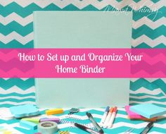 home binder org 1