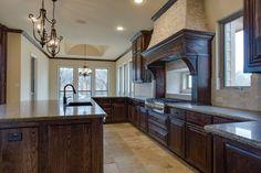 775 Rockgate  #dreamhome #kitchen #dreamkitchen #interior #interiors #interiordesign #dfw #dallas #greenhome #customhome #architecture #kitchenisland