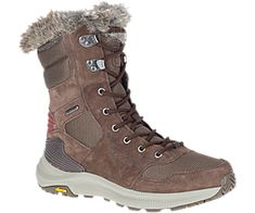 Women - Ashford Classic Chukka - Boots | Merrell Snow Boots Women, Winter Snow Boots, Winter Shoes, Best Hiking Shoes, Insulated Boots, Waterproof Winter Boots, Boots For Sale, Casual Boots, Leather Slip Ons