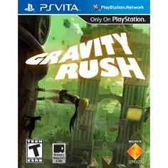 Gravity Rush - Top 10 Best PS Vita Video Games