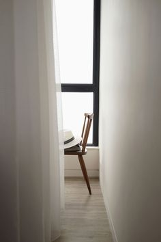 Unfolding Canvas Minimalist Apartment by OFGA - Design Milk