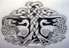 Vikings Tattos - if you like the vikings you will like these…