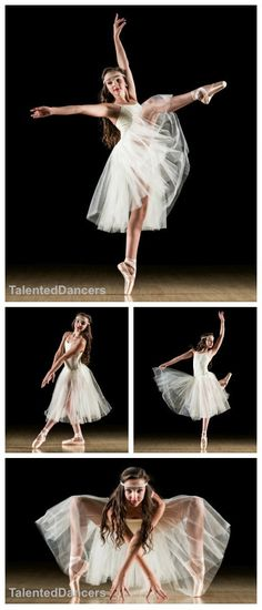 Shes PERFECTION (along with Sophia and Maddie and Kalani and Nia and so on) ✯ Ballet beautie, sur les pointes ! ✯