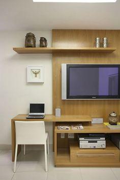 TV Room: