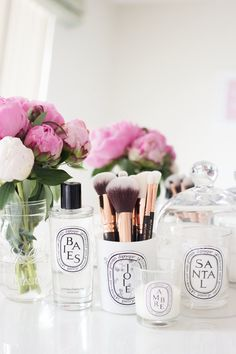 A Love Affair with Diptyque Candles — Like Neon Love