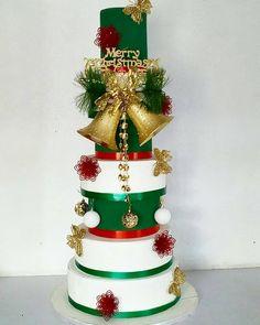 Instagram Christmas, Cake Blog, Christmas Cakes, Snow Globes, Top, Home Decor, Xmas Cakes, Decoration Home, Room Decor