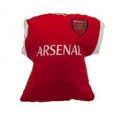 Arsenal F.C. Kit Cushion Arsenal Merchandise 1e45e9147