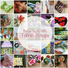 Things to do With Fabric Scraps |