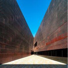 M.H. de Young Museum / Herzog & de Meuron - Photo byghee/ San Francisco, California, USA