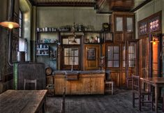 old_bar_by_oldman1948-d4vf0zx.jpg 800×551 pixels  Great collection of pipes and cabinets