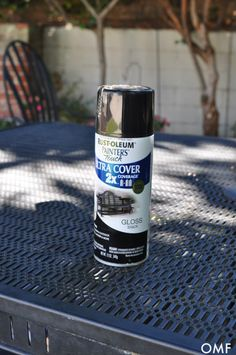 Rated Best Spray Paint for your outdoor projects!