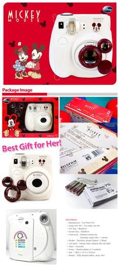 I♡this. Want want want his instant camera ♡♡♡