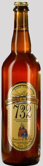 La 732 : La Dorée / Une bière au malt d'orge, avec une superbe robe dorée. Nez de malt, biscuit et quelques notes de caramel. Rondeur en bouche avec une amertume très harmonieuse, c'est une bière de dégustation. Elle accompagne parfaitement notre carte…