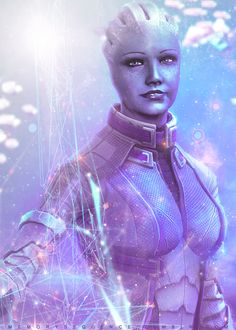 Liara T'Soni - Mass Effect series