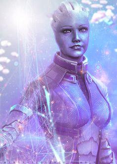 Liara T'Soni - Mass Effect series