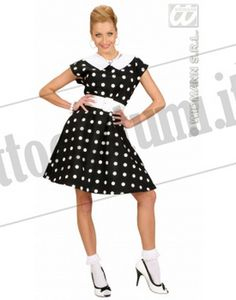 "DONNA ROCK /& ROLL POLKA GONNA 50S//60s le Donne Costume Gonne 18/""//22/""//26/"""