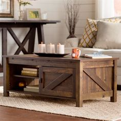 Found it at Wayfair - Gilby Coffee Table