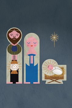 Nativity print #naturallife #pinittowinit #pinhappy!