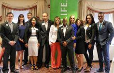 Miembros De Herbalife Viajan A Washington DC Para Contar Sus Historias de Éxito A Congresistas.