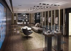 International Design Excellence Awards | Watches of Switzerland, Regent Street