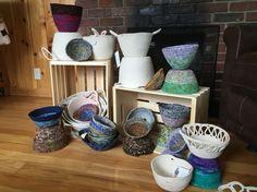 my baskets by MIssy Ashton